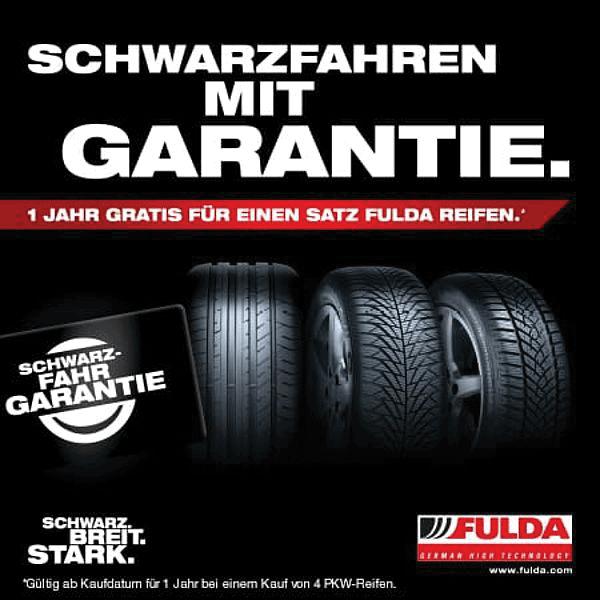 Fulda Reifengarantie