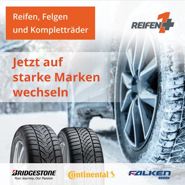 Reifen Felgen & Kompletträder Angebote Winter