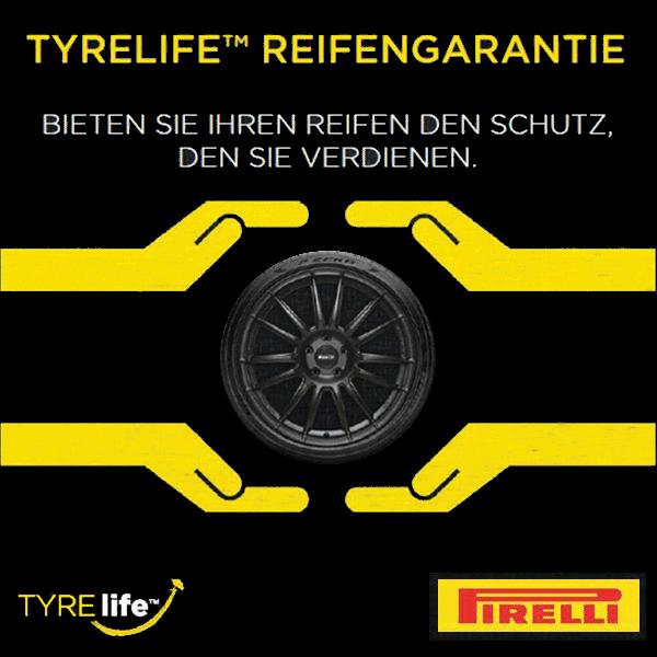 Tyrelife Pirelli Reifengarantie