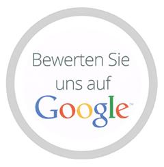 Bewerten Sie uns auf Google