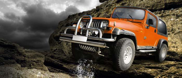 Offroad-Reifen für Geländewagen & Reifen für SUVs und Crossover